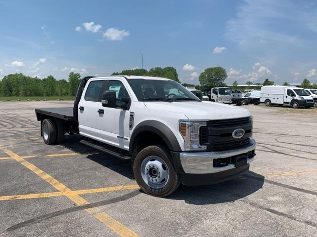 2019 Ford F-550 Crew Cab DRW 4x4, Knapheide Platform Body #F91442 - photo 1