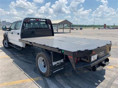 2019 Ford F-550 Crew Cab DRW 4x4, Knapheide PGNB Gooseneck Platform Body #F91442 - photo 7