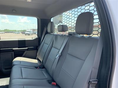 2019 Ford F-550 Crew Cab DRW 4x4, Knapheide PGNB Gooseneck Platform Body #F91442 - photo 8