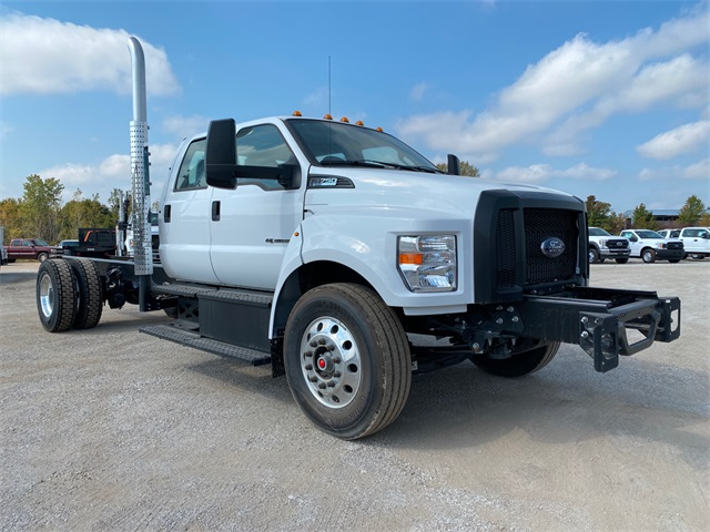 2021 Ford F-750 Crew Cab DRW 4x2, Cab Chassis #FH21002 - photo 1