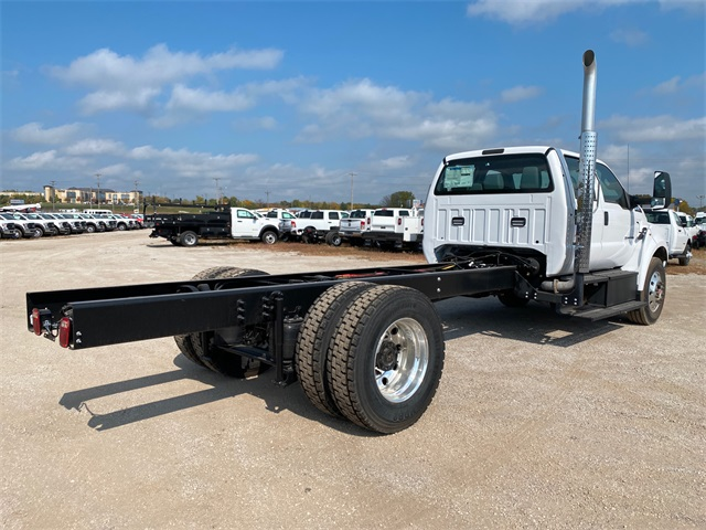 2021 Ford F-750 Crew Cab DRW 4x2, Cab Chassis #FH21002 - photo 8