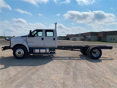 2021 Ford F-750 Crew Cab DRW 4x2, Cab Chassis #FH21002 - photo 2