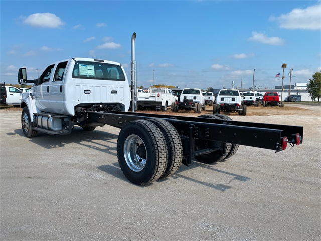 2021 Ford F-750 Crew Cab DRW 4x2, Cab Chassis #FH21003 - photo 1