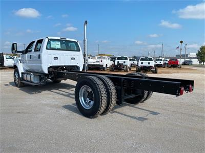 2021 Ford F-750 Crew Cab DRW 4x2, Cab Chassis #FH21003 - photo 2