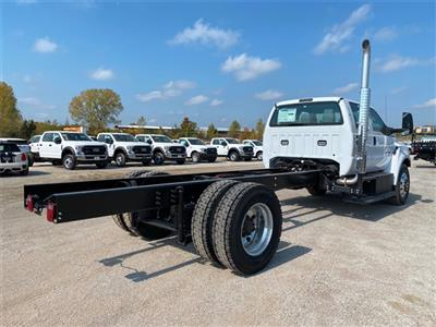 2021 Ford F-750 Crew Cab DRW 4x2, Cab Chassis #FH21003 - photo 8