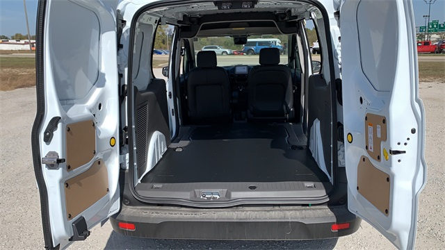 2021 Ford Transit Connect, Empty Cargo Van #FH21032 - photo 2