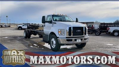 2021 Ford F-650 Regular Cab DRW 4x2, Cab Chassis #FH21104 - photo 1