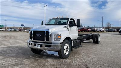 2021 Ford F-650 Regular Cab DRW 4x2, Cab Chassis #FH21104 - photo 4