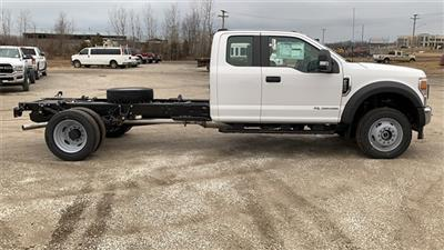 2021 Ford F-550 Super Cab DRW 4x4, Cab Chassis #FH21130 - photo 10