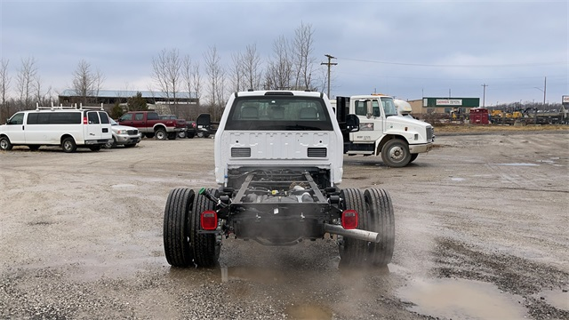 2021 Ford F-600 Regular Cab DRW 4x4, Cab Chassis #FH21131 - photo 8