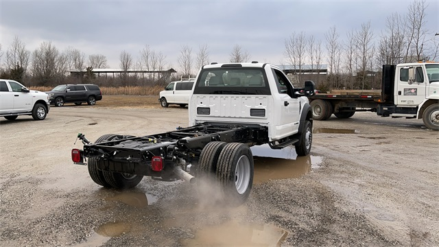 2021 Ford F-600 Regular Cab DRW 4x4, Cab Chassis #FH21131 - photo 1