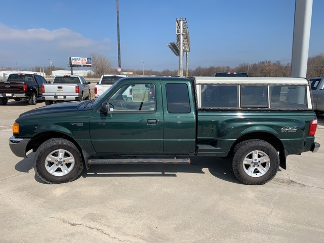 2002 Ranger Super Cab 4x4, Pickup #R1847A - photo 5