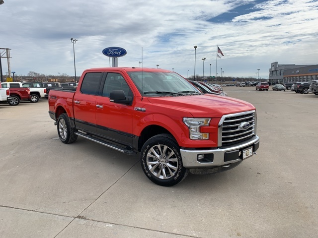 2016 F-150 SuperCrew Cab 4x4, Pickup #R1848 - photo 1