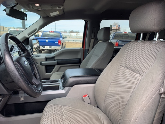 2016 F-150 SuperCrew Cab 4x4, Pickup #R1848 - photo 18
