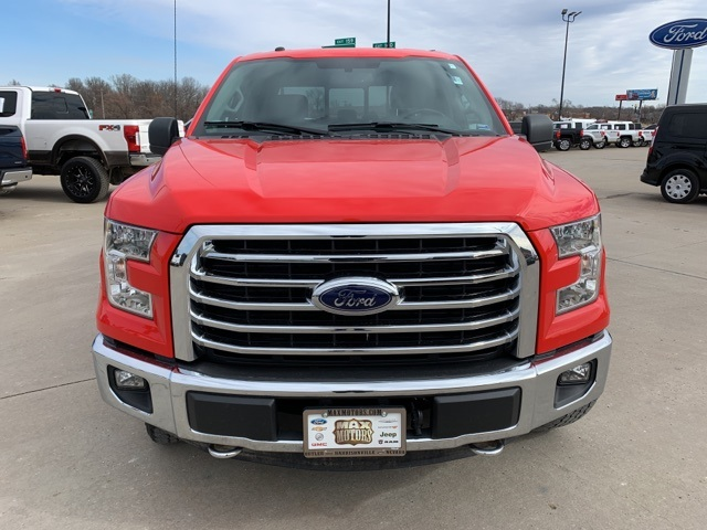 2016 F-150 SuperCrew Cab 4x4, Pickup #R1848 - photo 3