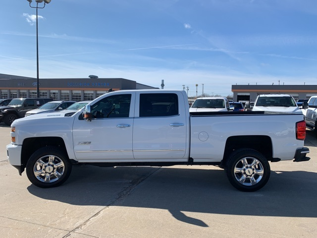 2019 Silverado 2500 Crew Cab 4x4, Pickup #R1874A - photo 5