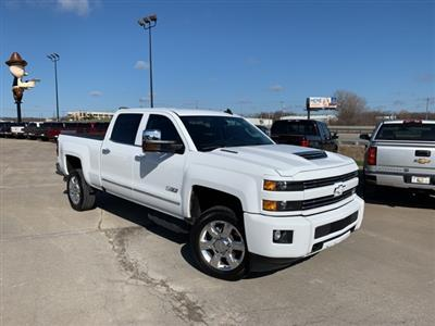 2019 Silverado 2500 Crew Cab 4x4, Pickup #R1874A - photo 1