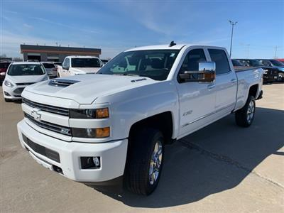 2019 Silverado 2500 Crew Cab 4x4, Pickup #R1874A - photo 4