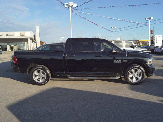 2014 Ram 1500 Crew Cab 4x2, Pickup #T1821 - photo 3
