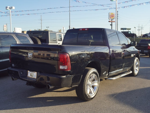 2014 Ram 1500 Crew Cab 4x2, Pickup #T1821 - photo 2