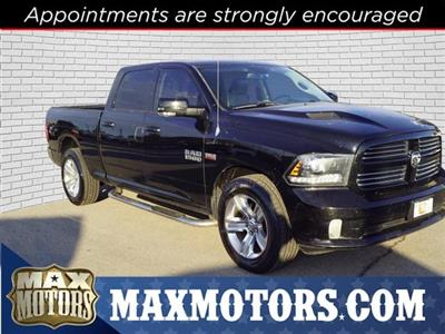 2014 Ram 1500 Crew Cab 4x2, Pickup #T1821 - photo 1