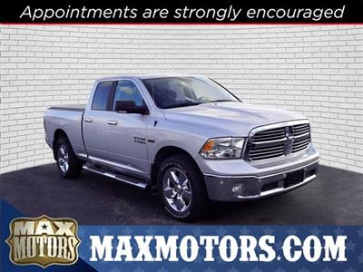 2018 Ram 1500 Quad Cab 4x4, Pickup #T1822 - photo 1