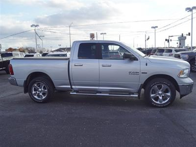 2018 Ram 1500 Quad Cab 4x4, Pickup #T1822 - photo 3