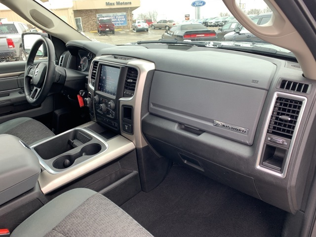 2018 Ram 1500 Quad Cab 4x4, Pickup #10209P - photo 11