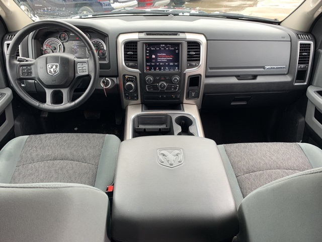 2018 Ram 1500 Quad Cab 4x4, Pickup #10209P - photo 14