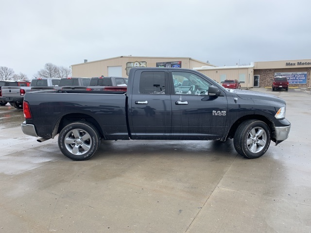 2018 Ram 1500 Quad Cab 4x4, Pickup #10209P - photo 8