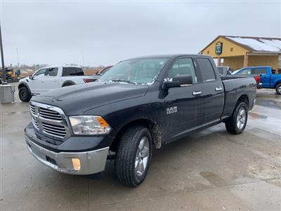 2018 Ram 1500 Quad Cab 4x4, Pickup #10209P - photo 1