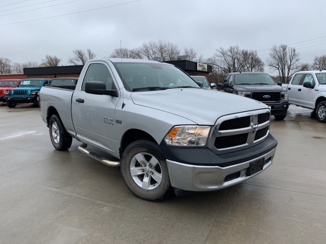 2016 Ram 1500 Regular Cab 4x2, Pickup #10287Q - photo 1