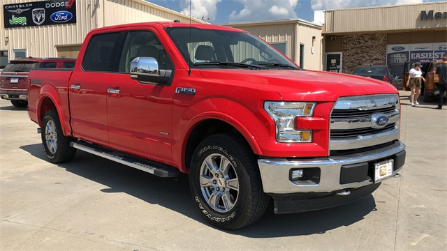 2017 Ford F-150 SuperCrew Cab 4x4, Pickup #10363P - photo 1
