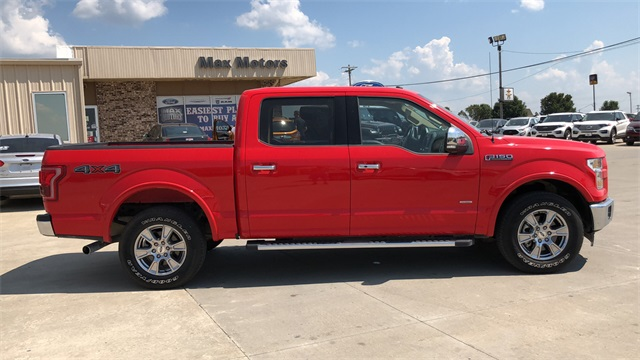 2017 Ford F-150 SuperCrew Cab 4x4, Pickup #10363P - photo 11