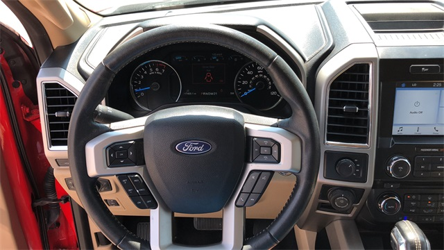 2017 Ford F-150 SuperCrew Cab 4x4, Pickup #10363P - photo 21