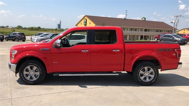 2017 Ford F-150 SuperCrew Cab 4x4, Pickup #10363P - photo 5