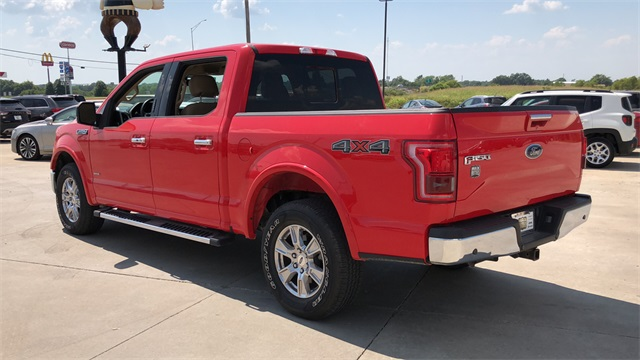 2017 Ford F-150 SuperCrew Cab 4x4, Pickup #10363P - photo 2