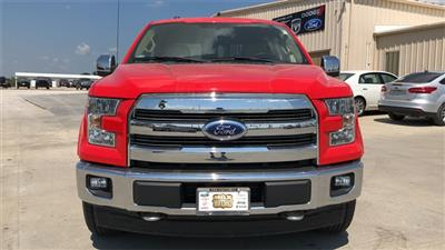 2017 Ford F-150 SuperCrew Cab 4x4, Pickup #10363P - photo 3
