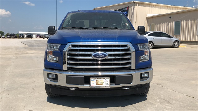 2017 Ford F-150 SuperCrew Cab 4x4, Pickup #10374P - photo 3