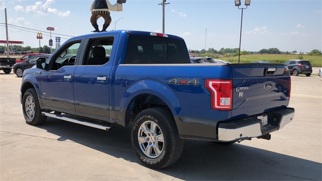 2017 Ford F-150 SuperCrew Cab 4x4, Pickup #10374P - photo 5