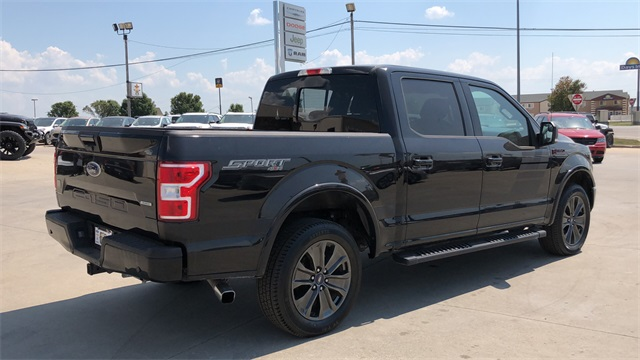 2018 Ford F-150 SuperCrew Cab 4x4, Pickup #10384P - photo 10