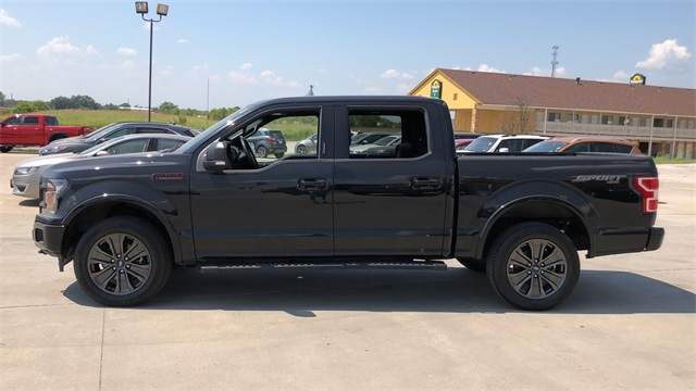 2018 Ford F-150 SuperCrew Cab 4x4, Pickup #10384P - photo 4
