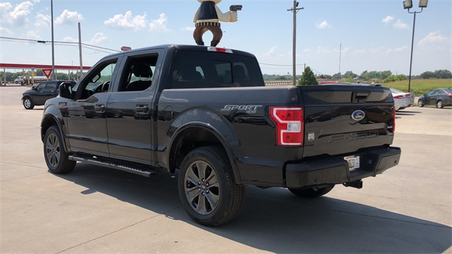 2018 Ford F-150 SuperCrew Cab 4x4, Pickup #10384P - photo 5