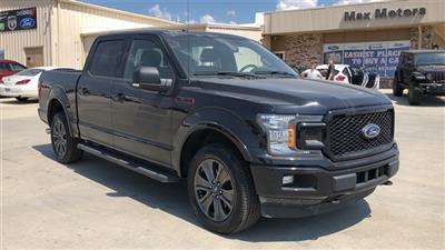 2018 Ford F-150 SuperCrew Cab 4x4, Pickup #10384P - photo 1
