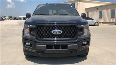 2018 Ford F-150 SuperCrew Cab 4x4, Pickup #10384P - photo 3