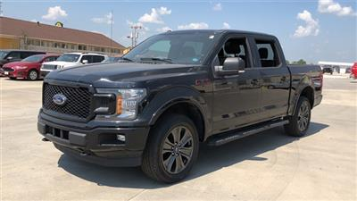 2018 Ford F-150 SuperCrew Cab 4x4, Pickup #10384P - photo 2