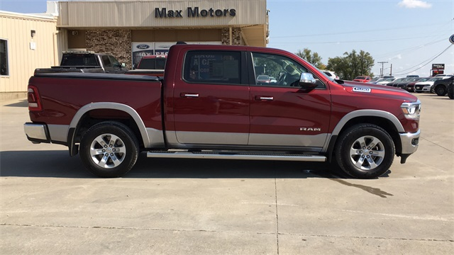 2019 Ram 1500 Crew Cab 4x4, Pickup #10429Q - photo 29