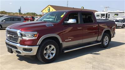 2019 Ram 1500 Crew Cab 4x4, Pickup #10429Q - photo 4