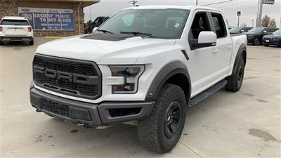 2017 Ford F-150 SuperCrew Cab 4x4, Pickup #10430P - photo 2