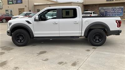 2017 Ford F-150 SuperCrew Cab 4x4, Pickup #10430P - photo 4